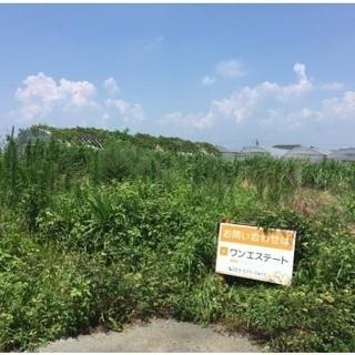 約376坪の事業用用地または、耕作農地
