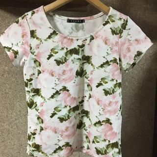 花柄Tシャツ INGNI