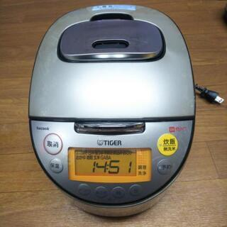 TIGER IHジャー tacook 5.5合炊き 2013年製