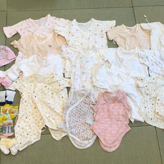 新生児から6mまで 服、肌着など