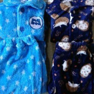 120 もこもこ パジャマ
