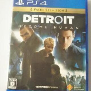 Detroit: Become Human  【値下げしました】