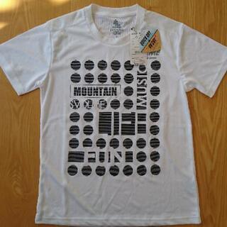 【未使用】訳あり Tシャツ 白 ランニング SVOLME RUN...