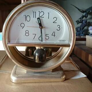 CITIZEN置き時計