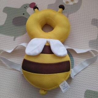 №161 ベビー ヘッドガード蜂