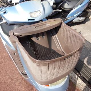 NO.2970 ディオチェスタ (DIO) 4サイクルエンジン フロントバスケット ライトブルー ☆彡 - 売ります・あげます