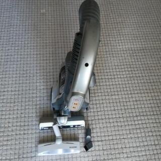 ジャンク品 アイリスオーヤマサイクロンコード付掃除機