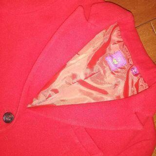 🎅XMASにも!🎄『110赤ジャケット』