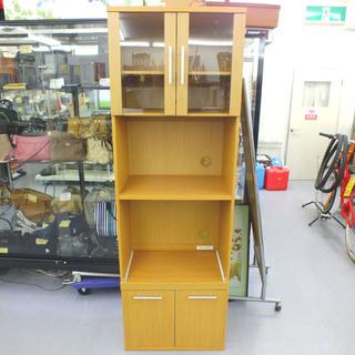 食器棚  スリムキッチンボード  ¥6,500-