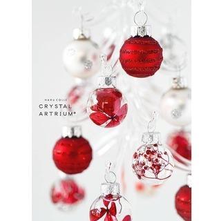 【東京・新宿御苑】【数量限定】クリスマスガラスツリー作成レッスン