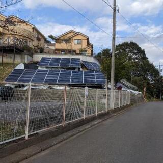 太陽光発電所 24.16kw 茨城県取手市