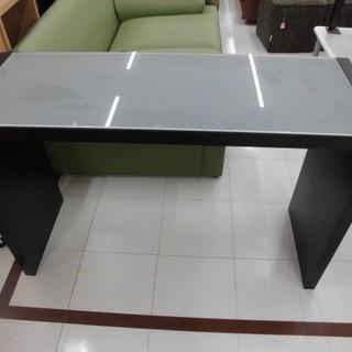 ガラステーブル テーブル 幅:約112cm 苫小牧西店