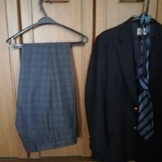 県立鹿島灘高等学校の男子標準服