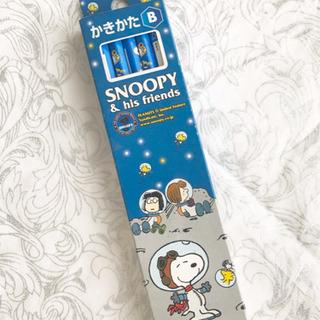 スヌーピーかきかた鉛筆☆B☆11本トンボ鉛筆
