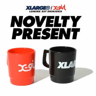 【非売品】XLARGE エクストララージ マグカップ  プラマグ...