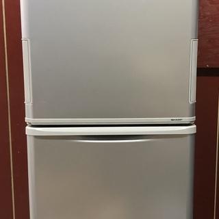 SHARP  350L 冷蔵庫 2015年製 お譲りします