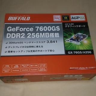 グラフィックボード Geforce 7600GS