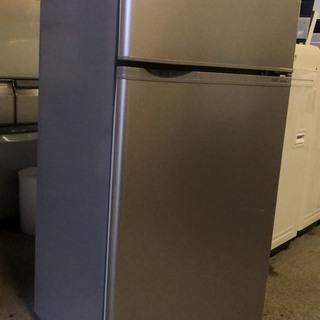 AQUA 2ドア冷蔵庫 2014年 109L