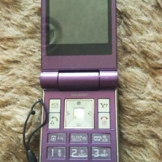 ガラケーSoftbank811SH