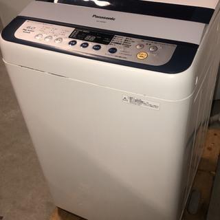 パナソニック 洗濯機 6.0kg 2014年
