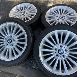BMW純正 18インチ スタッドレス付き 3シリーズ、4シリーズ