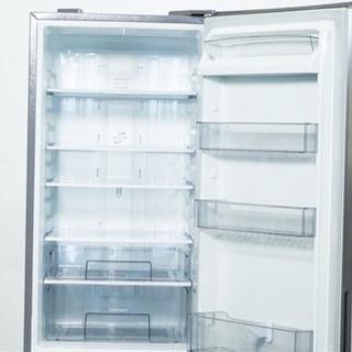 中古4万円が無料!!340L 大型冷凍冷蔵庫