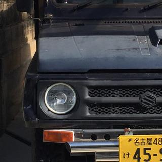 車検2年付 本物 ジムニー JA11 幌 4型  5MT 平成6年式 4型 パワステ 走行12、4千キロ 調子良し乗って帰れます − 愛知県