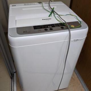 早い者勝ち!(商談中)パナソニック 洗濯機 NA-F50B8 中...
