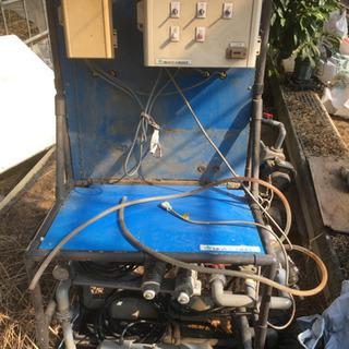 液肥混入機 カンエキ装置一式 60Hz