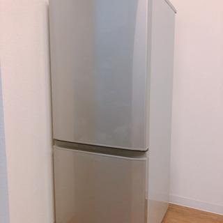【保証書/説明書付】2017年製 三菱電機 冷蔵庫MR-P15A...
