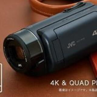 ★期間限定値下げ★《新品》JVC 4K防水カメラ GZ-RY980