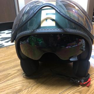 momoDESIGN FGTR GLAM ヘルメット MLサイズ