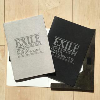 EXILE FAMILY FC特典 フォトブック&ポストカード ...