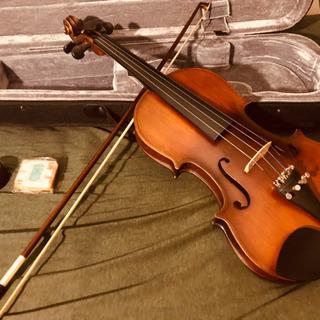 美品のバイオリン(ケース付属)