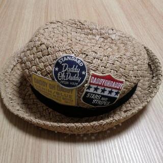 子ども用 夏用帽子