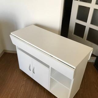 カウンターテーブル(通販で購入)