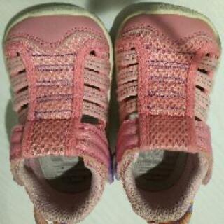 譲ります【0円】ベビー靴 イフミー 12.5センチ