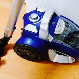 【11月29日30日限定特価】キャニスター掃除機★サイクロ…