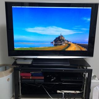 Panasonicテレビ42型 テレビ台付き