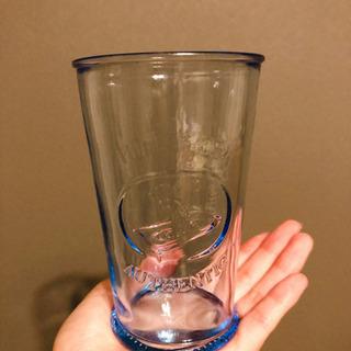 オーセンティックグラス フラワーベース   花瓶