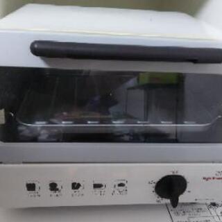【0円!!】オーブントースター KAD-B100 - つくば市