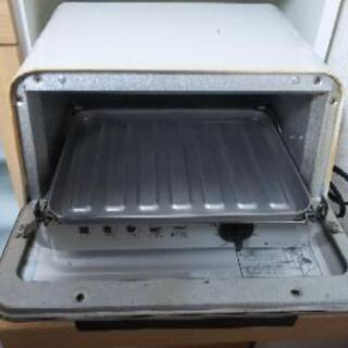 【0円!!】オーブントースター KAD-B100 − 茨城県