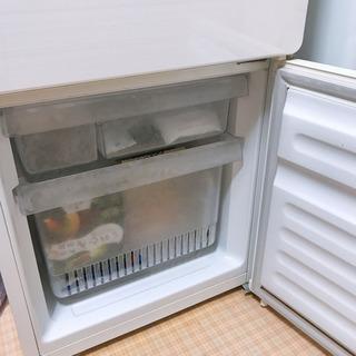 【受渡決定】冷蔵庫 110L − 佐賀県
