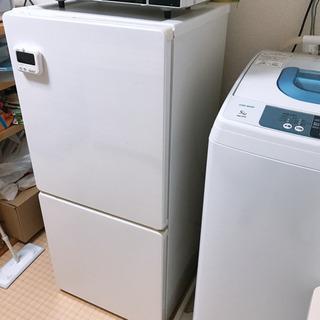 【受渡決定】冷蔵庫 110L - 佐賀市