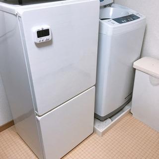 【受渡決定】冷蔵庫 110Lの画像