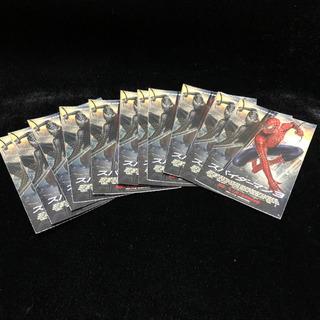 【レアアイテム】スパイダーマン3ジャパンプレミアトランプ&スパイダーマン展2007年チラシ - 大阪市