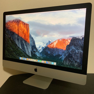 メモリー16GB!!Apple iMac Retina 5K, ...