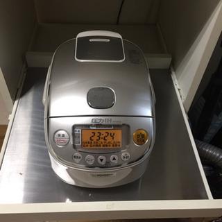 象印 圧力IHジャー炊飯器  NP-RK05 0.54ℓ(3号炊き)
