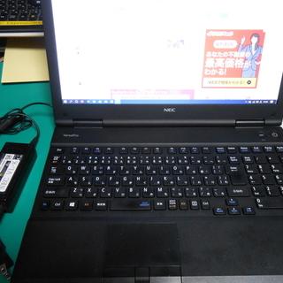 NEC VersaPro  PC-VK25LLNL74JK  中...