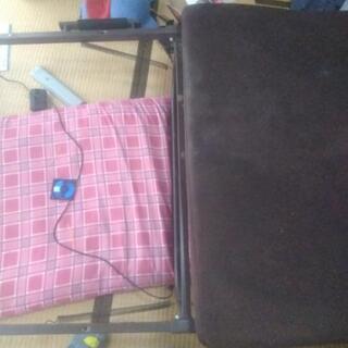 折り畳み式ベッド土日限定